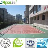 De uitstekende Vloer die van het Hof van het Badminton van Effection Spu van het Kussen de Oppervlakte van de Sport behandelen