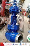 Butt-Welding de alta presión válvula de compuerta de 900lbs.