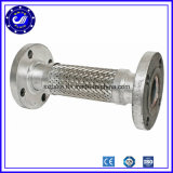 Tubo flessibile dello scarico del tubo flessibile di Teflon del tubo flessibile del metallo flessibile dell'acciaio inossidabile