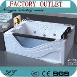 Ton van het Bad van de luxe de AcrylBathroom Furniture Whirlpool SPA (5210)