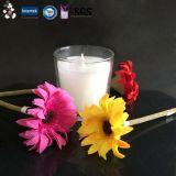 Beste verkaufende Umweltschutz-neue Ankunfts-preiswerte Glascup-Kerze