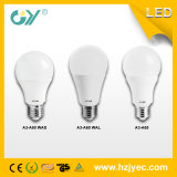 Bulbo de Dimmable 9W A60 LED E27 con Ce RoHS SAA