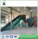Carton horizontal de presse hydraulique de qualité réutilisant des machines
