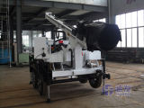 Hf150t equipo de perforación rotativa de remolque