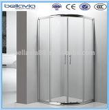 Le vendite calde annullano l'allegato di vetro dell'acquazzone della stanza da bagno che fa scorrere la stalla di acquazzone