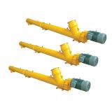 Lsy de alta qualidade e preço razoável Flexive Powder Spiral Conveyer / Screw Conveyer