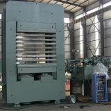 متعدّد طبقات لوحة عامل تصليد آلة [فلوور تيل] مطّاطة يجعل آلة