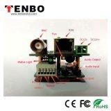 3.1MP F2.8-12mm 4Xの光学ズームレンズ(任意選択POE) CMOSの機密保護CCTVネットワークPTZ IPのズームレンズのカメラのモジュール