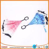 Pour la vente Logo durables Imprimé publicitaire Parapluie de golf