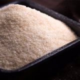 Gélatine hydrolysée pour l'application de nourriture