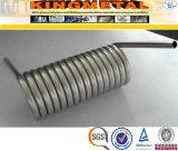 ASTM A269 TP304 Tubo espiral de acero inoxidable para Intercambiador de calor
