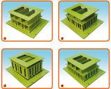 機械またはセメントの煉瓦作成機械を作る中国のコンクリートブロック
