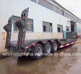 3 des essieux 60ton de bâti remorque inférieure semi avec le bon prix