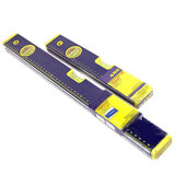 磁気の高精度のデジタルLCDバックライトレーザーの水準器