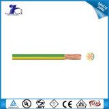 Fio isolado estanhado certificação do fio de cobre UL1007 18AWG 22AWG do UL