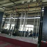 Machine van het Glas van Ce de Verticale Schonere schoonmakende