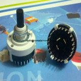 Commutatore rotante del cambiamento di Lgswitch Sp24t/Dp12t 1-4 Palo 24 di posizione selettore automatico del regolatore della luminosità del micro