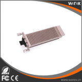 Transmisor-receptor compatible rentable de Cisco 10GBASE-DWDM XENPAK 1530.33nm~1561.41nm los 80km SFP+ en venta