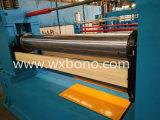 línea de maquinaria de corte de acero Recoiling