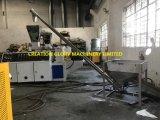 높은 산출 PVC 가구 가장자리 밴딩 플라스틱 압출기 기계