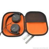 Design redondo populares com revestimento colorido EVA Maleta de fone de ouvido (FRT2-351)