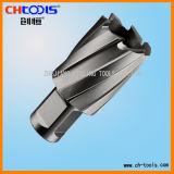 25mm de profundidad de perforación de núcleo de la rampa de HSS