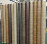 Pet/de bois en marbre/laser//métallique holographique de marquage à chaud de feuilles pour l'ABS/PVC/WPC/PP/PS