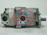 Pompa a ingranaggi idraulica degli autocarri con cassone ribaltabile di Factory~Genuine KOMATSU Hm350-1: 705-52-31210 pezzi di ricambio del macchinario di Contruction