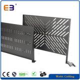 19'' Estante ventilado con 2 puntos de la instalación estantería Cantilever de metal