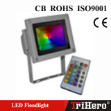5000 루멘 50W COB LED Floodlight