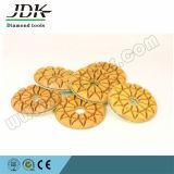 콘크리트를 위한 고품질 다이아몬드 지면 닦는 패드