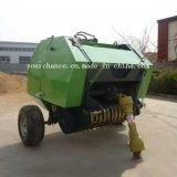 ヨーロッパの熱い販売の高品質のセリウムの証明書が付いている18-50HPトラクターのための小型円形の干し草の梱包機