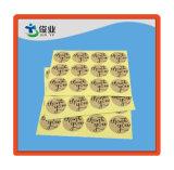 Полный цветной печати этикетки/Служба печати наклейки с логотипом