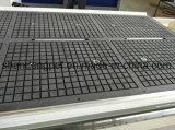 アクリル1300*2500mmまたは木工業木製CNCのルーター機械を切るWood/MDFの切り分けること