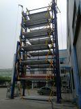 多階車の駐車場装置を回すPcx Dシリーズ