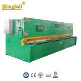 Le cisaillement de la machine CNC hydraulique pendule QC12K-10*3200