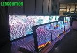 Piscine plein écran LED de couleur (P20mm(AXT)