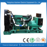 低い消費のVolvoの極度の無声空気によって冷却されるディーゼル発電機