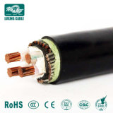 4 memoria 95mm 120mm 0.6 cavi elettrici sotterranei corazzati di rame di /1kv XLPE