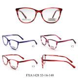 2018 de Recentste Optische Frames van het Oogglas voor Vrouw (FXA1428)
