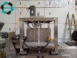 De volledige Automatische Lijn van de Machine van de Productie van het Afgietsel van de Chocoladebereiding van het Centrum van de Chocoladereep Vullende