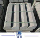 Paracarro di pietra d'abbellimento poco costoso del granito per il giardino/sosta/strada privata/mattonelle di pavimento esterni