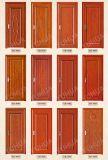 Portello di legno solido composito moderno per l'interiore (YH-5021-1)