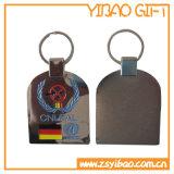 Bandierina su ordinazione Keychain del metallo di modo promozionale all'ingrosso del regalo