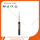Rg58 cable RG6 RG59 cable RG11 CCTV (CE RoHS, CPR) el Cable Coaxial