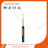 Rg58 RG6 RG59 RG11 Кабель для систем видеонаблюдения (CE, RoHS, CPR) коаксиального кабеля