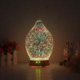 Многофункциональный элегантный стеклянный LED аромадиффузор Диффузор для создания объема масла