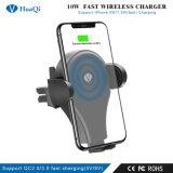 最も新しい回転10Wは無線車の充電器iPhoneのためのかSamsungまたはNokiaまたはMotorolaまたはソニーまたはHuawei/Xiaomi絶食する