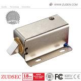 높은 안전 두 배 실린더, 니켈 도금을%s 가진 전기 변죽 자물쇠