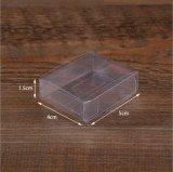 製造業者のカスタムギフトの透過プラスチックの箱